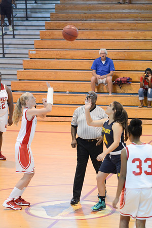 Keys Gates Vs KW JV Girls Conchs