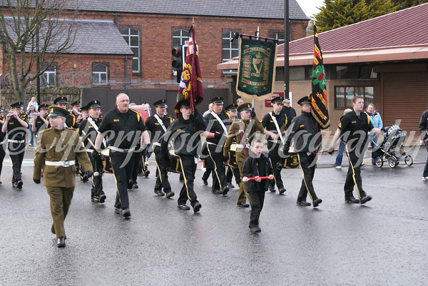 Greengairs Thistle Parade, Shankill