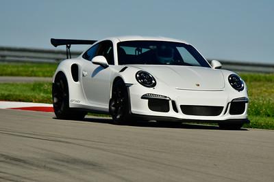 2019 SCCA TNiA June Pitt Race Adv White Porsche Wing