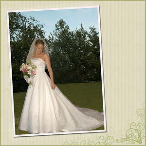 Theme: Kelly's Wedding Album