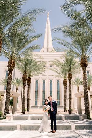 Faith and Caleb's Wedding