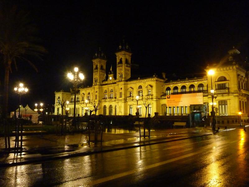 *Town Hall
