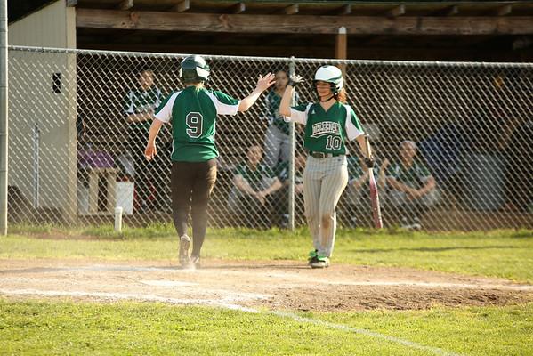 Varsity Softball vs Toledo