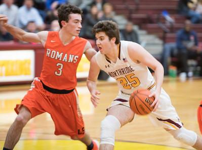 Basketball: vs. Latin 12/15/17