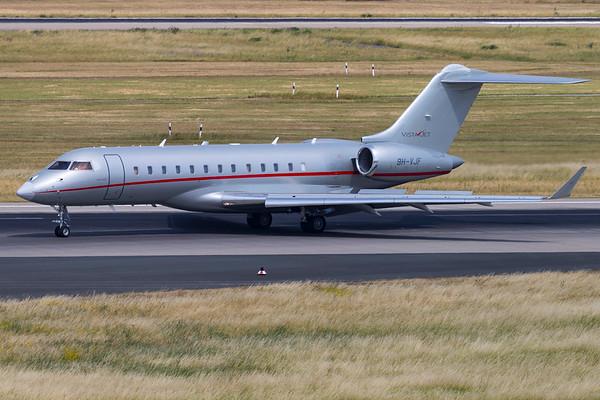 9H-VJF - Bombardier Global 6000