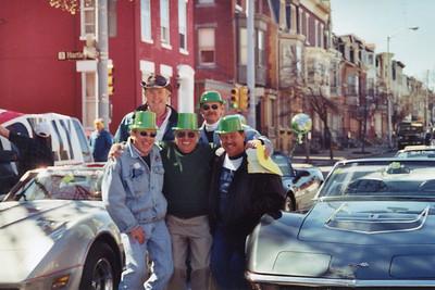 2000 St. Patrick's Day Parade