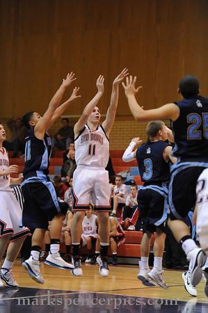 Basketball SVB vs Westlake 1-4-2010
