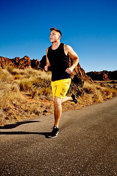 Kreg Running in St George Utah