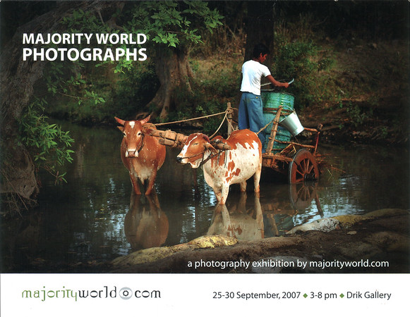 """Photo Exhibition - """"Below the Poverty Line"""" @ DRIK, Dhaka 23rd-30th Sep, 2007"""