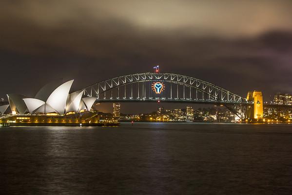 Sydney by Night 01JAN15