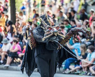 Atlanta Dragon Con Parade 2015
