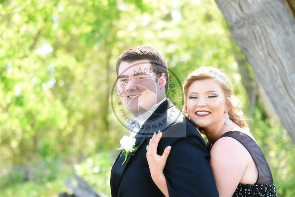 Aidan and Robbie Prom 2018