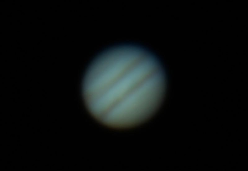 Jupiter - 29/3/2015 (Processed stack)