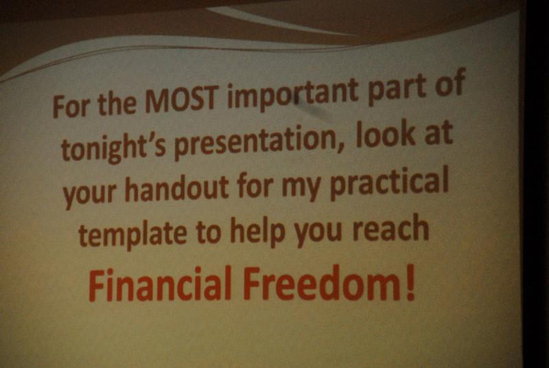 MIBs Financial Freedom Talk by Rajen Devadeson @ Gramns Cafe, Beijing
