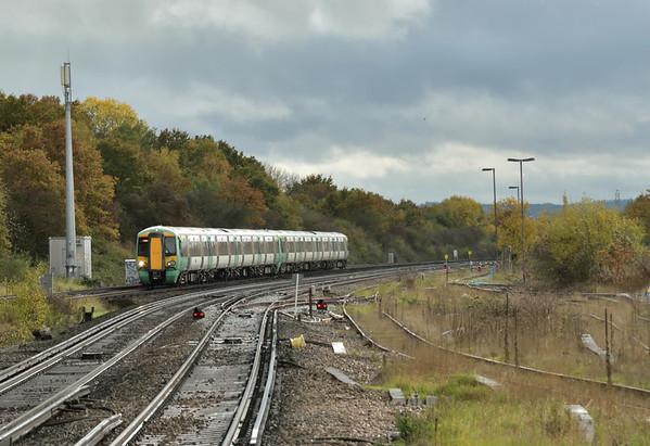 Trains November 2015