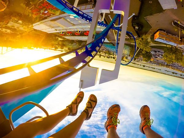 Cedar Point Summer 2015