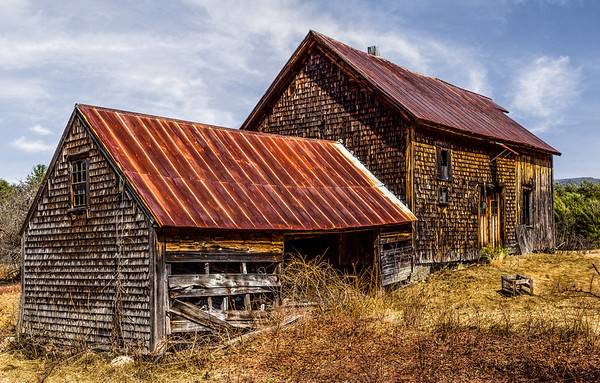 Rustic & Old Barns