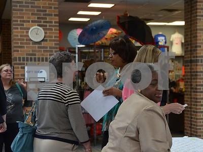 3/21/13 Women In Tyler's 2013 Luncheon Honoring Women Who Do Amazing Things by Gloria Swift