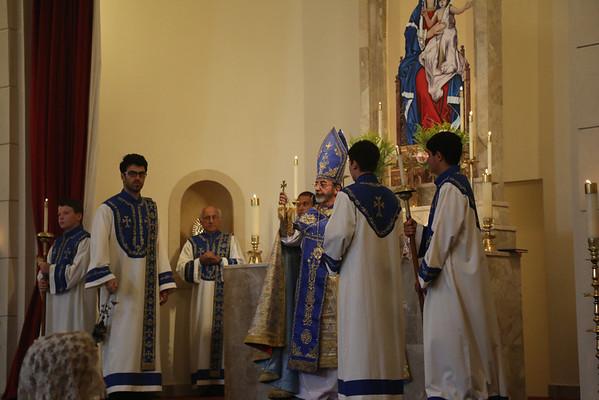 Assumption - St. Mary's Name Day- Jirair Nishanian Award