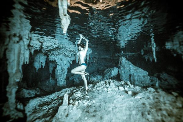 4-22 Gran Cenote