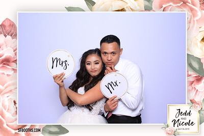 Jedd and Nicole's Wedding - July 26, 2019