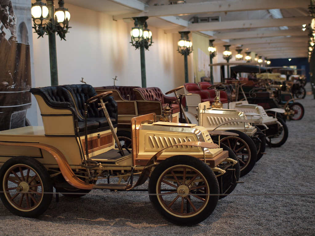 Things to do in Mulhouse - Cite de l'Automobile