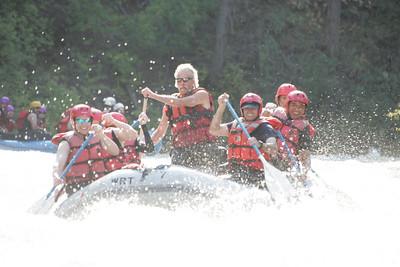 2007.09 - Rafting