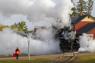 Heritage Park Railway Days 2017