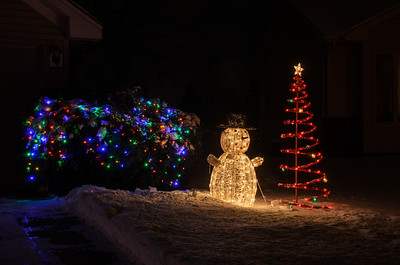 2013 Dec - House Lights