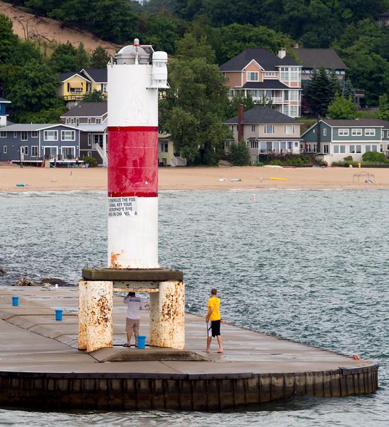 South Harbor Light