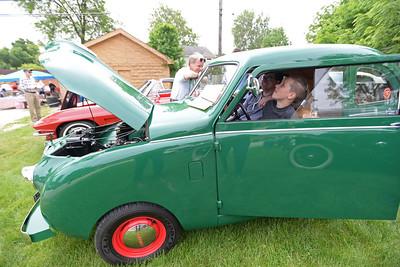 Glen Ellyn Auto Show