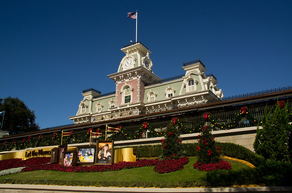 Disney - Magic Kingdom - Dec 2011