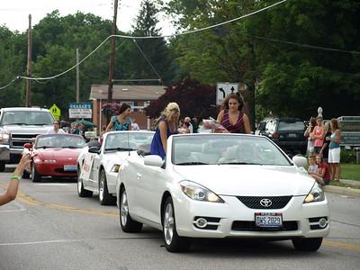 2009 Kirtland Strawberry Festival Parade