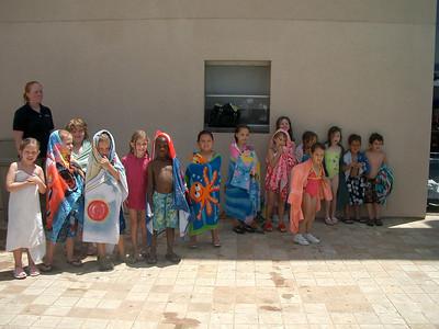 2008 July School Field Trips