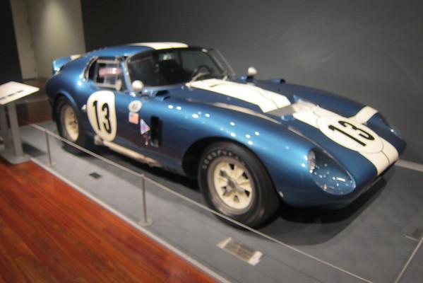 Speed exhibit