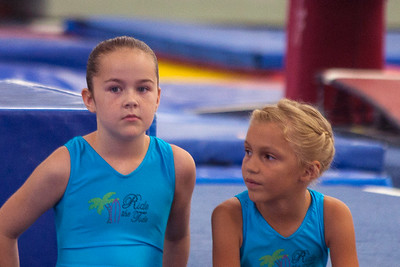Sydney's Gymnastics Performance