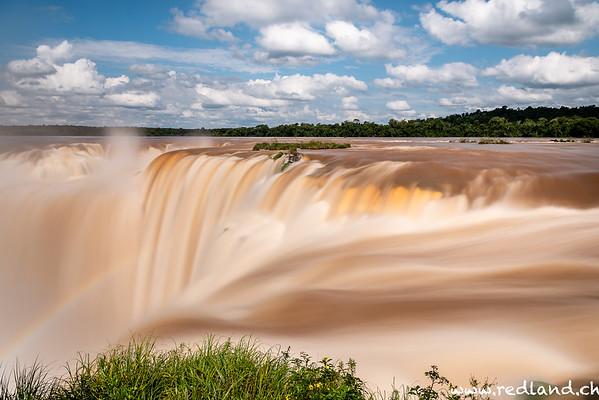 Argentinien - Iguazu Wasserfälle