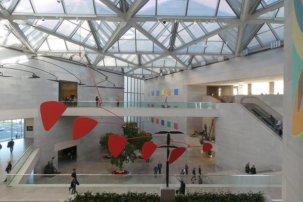 National Gallery of Art East Building Modern Art