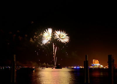 Biloxi July 4th 2014 Fireworks