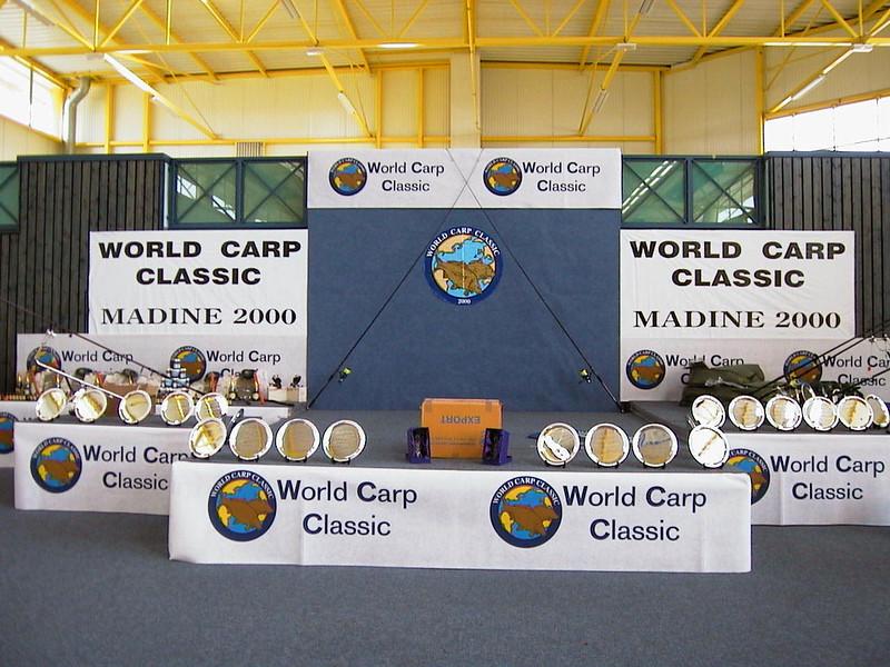WCC00-prizegiv-Stage 1 - Prizes on display