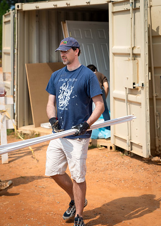 Habitat Episcopal Build 2017