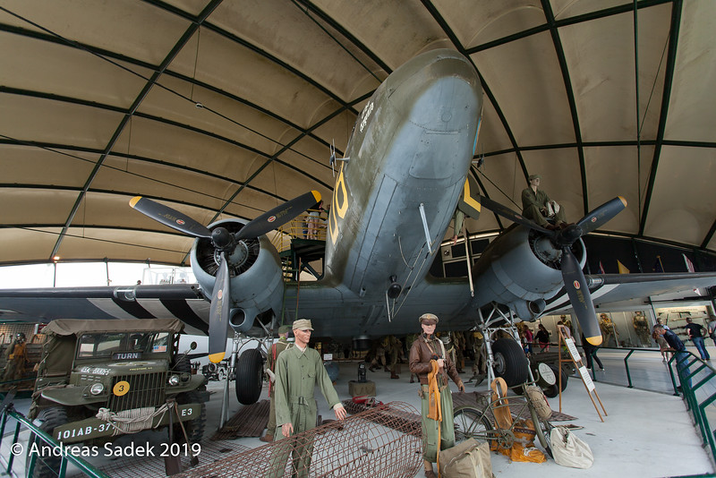 Douglas C-47 Ttransportflugzeug 1941
