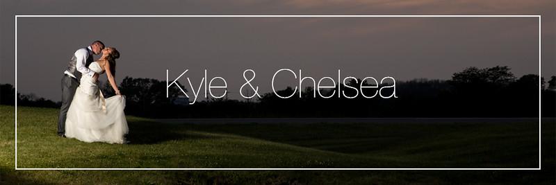 Kyle & Chelsea Wedding