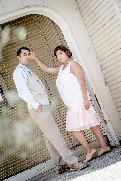 Alex + David-2 year Wedding Anniversary