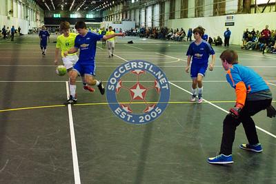 2016 Midwest Regional Futsal Tourney