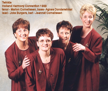 1999-0319 Holland Harmony Convention #9