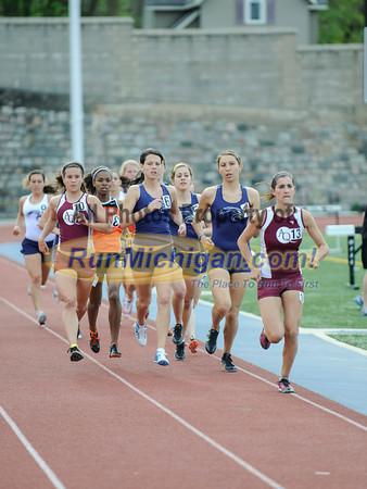 WHAC Conf Meet - good 1500M Run