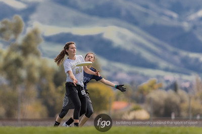 3-4-17 Colorado Kali v Michigan Flywheel Women's Division at Stanford Invite