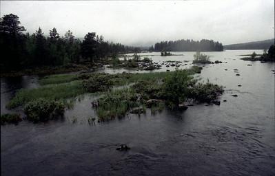 Mo 22.6.98: Etappe 7, Torsevatn - Geilo, 37km