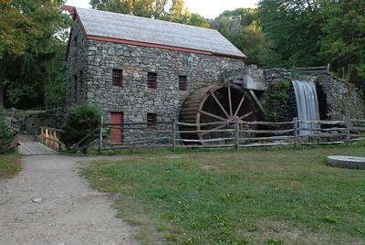 Wayside Inn Grist Mill, Sudbury, MA